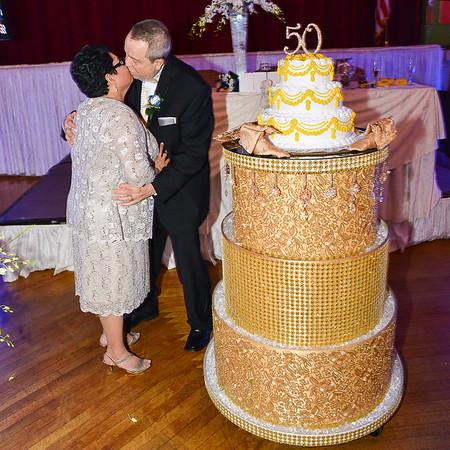 Gloria & Sammy 50th Wedding Anniversary