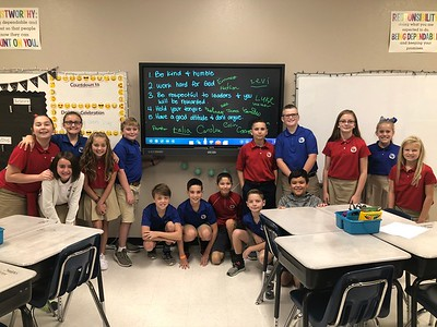 2018-2019 5th Grade