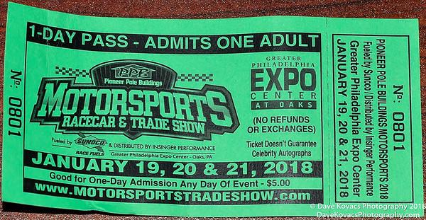 Motorsports Show 2018