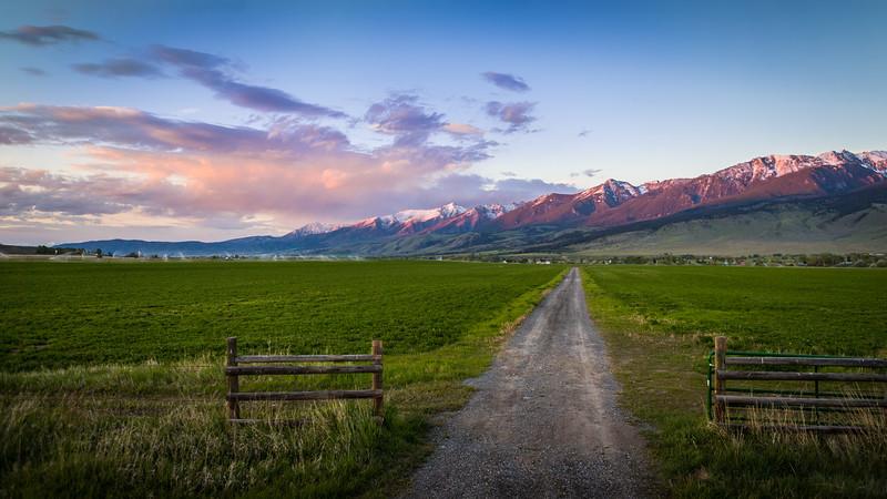 Seasons of Montana