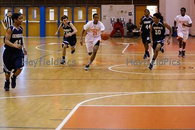Boys Basketball Frosh Washington & Lee 2/17/14