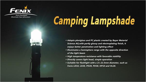 Camping Lampshade