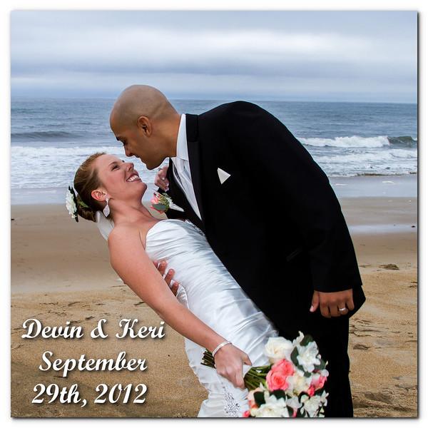 Keri & Devan wedding album