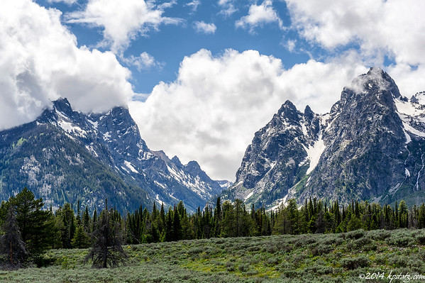 JUN 27 - Grand Teton NP, WY