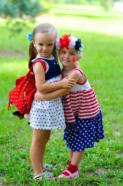 Patriotic Parade 6-29-13