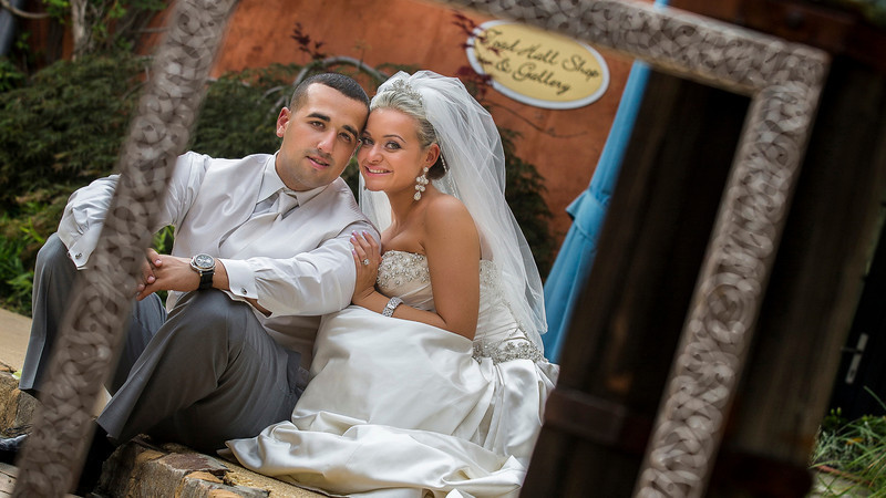 Alexandra and Anatoly Wedding Highlights