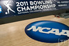 The University of Maryland Eastern Shore and Vanderbilt University faced each other in the final match of the NCAA Women's Division I Bowling Championship held at Skore Lanes in Taylor, MI on April 16, 2011. UMES defeated VU to win the title. Credit: Tim Fuller