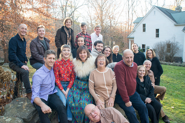 2017 Pound Ridge Thanksgiving