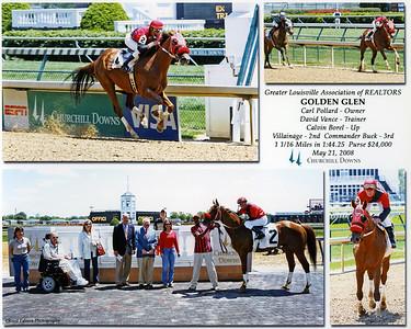 GOLDEN GLEN - 5/21/2008
