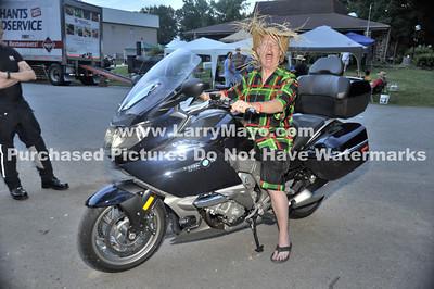 2011 BMW Chicken House Bike Ralley at Ditto Landing Huntsville AL 1600 BMW