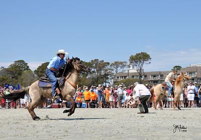 Marsh Tacky Beach Races 2012 - Race Photos