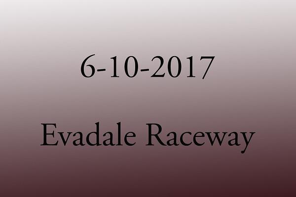 6-10-2017 Evadale Raceway 'SSS Bracket Racing and TnT'
