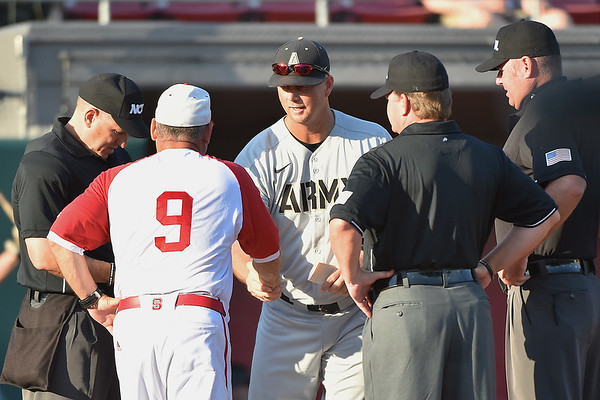 Army-West Point at N.C. State NCAA baseball 2018