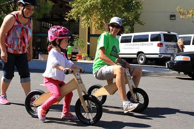 Bici Familia (Westside): Sept 2014
