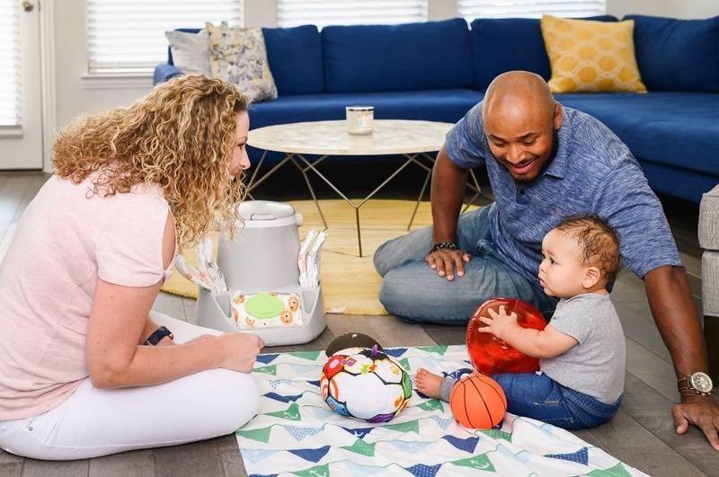 Playtex Baby Diaper Genie Caddy