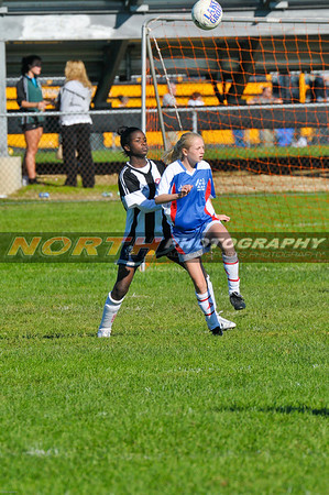 (Girls U15 Blue) Lake Grove Lightning vs. Cold Spring Harbor Strykers