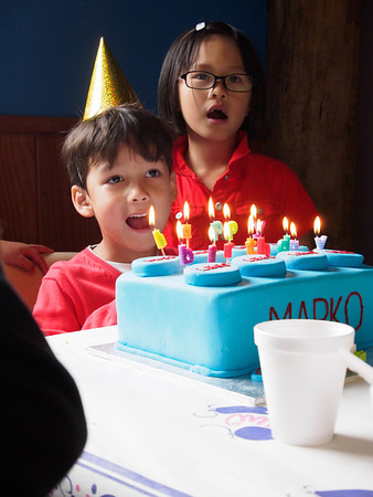 Marko's 5th Birthday