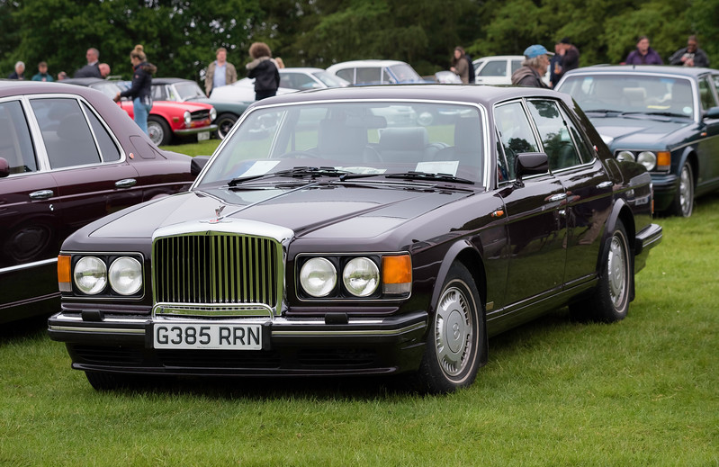 1990 Bentley Mulsanne