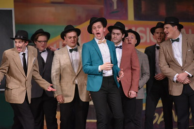 Guys and Dolls 2019