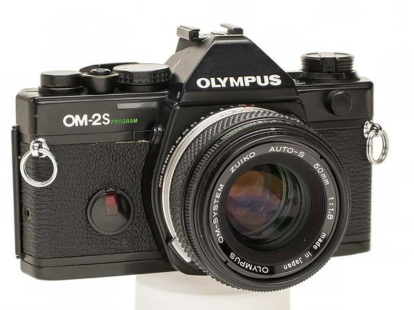 Olympus OM 2s