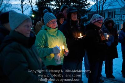 GunSenseVT Newtown Vigil