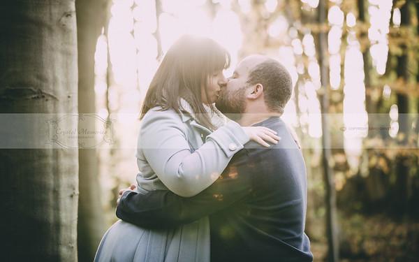 Zara & Kevin pre wedding