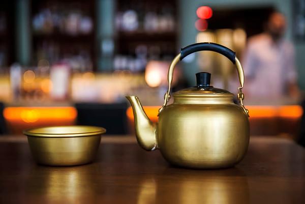 Makgeolli Brewing at Girin Restaurant in Seattle