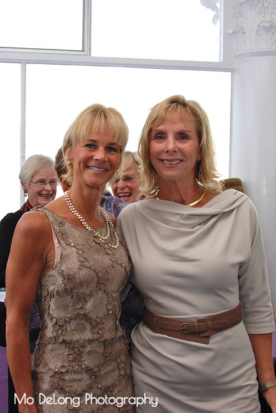 Kathleen Woodcock and Janet Bosnich