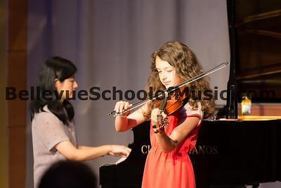 Bellevue School of Music Spring Recitals 2015