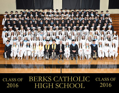 Berks Catholic Class of 2016