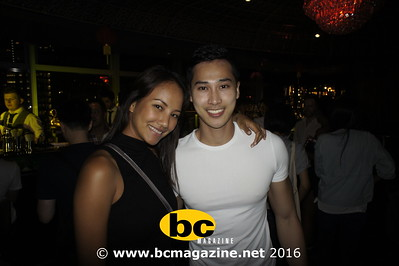 HKLGFF Opening Party @ Maison Eight - 17 September, 2016