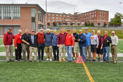 WPI 1983 Undefeated Team Recognition