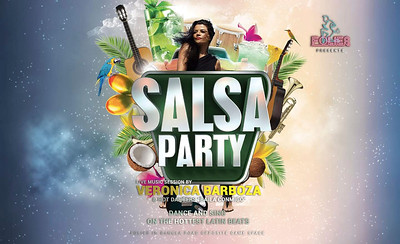 Folies Phuket, Salsa Party with Veronica Barboza 13.2.2020
