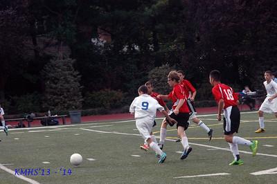 Boys JV-B Soccer 10-3-13MrsZabala& J St.John12P