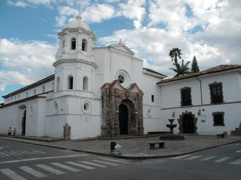 Popayan Church