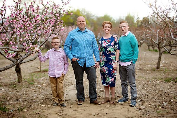Brazelton Family - 2019