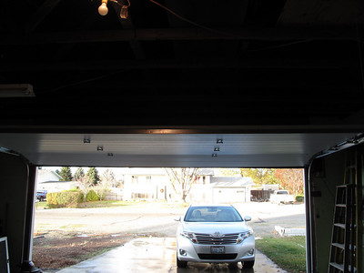 Garage Door October 2009