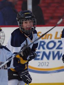 Hanover Hockey at Frozen Fenway