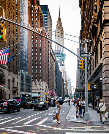 New York, July 2018