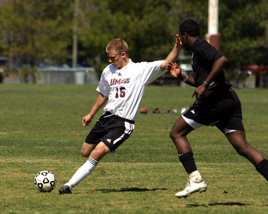 University of Massachusetts Men's NCAA Soccer 2005