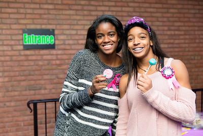 Kaia and Kalia Todd's Sweet 16 Party