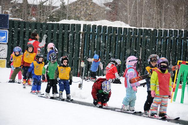 Skiing Loon - 2011