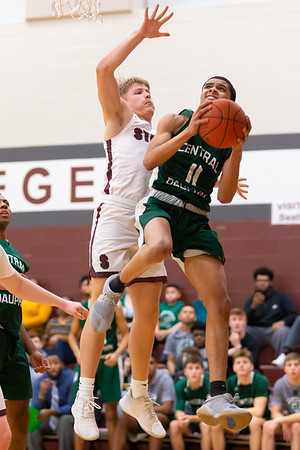 2020-01-13 | Boys HSBB | Central Dauphin @ State College