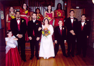 Melani and Adams Wedding 10 04 03-1