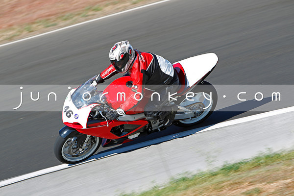 #46 - Red Black GSXR
