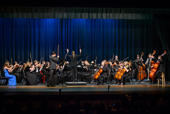 Roswell High School 2013 Spring Concert
