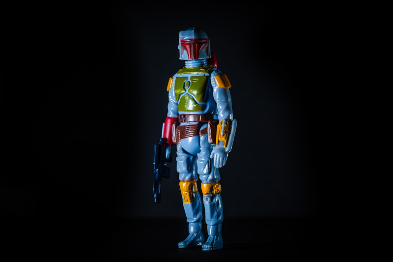 Star Wars Day - May the Fourth Be With You.  Boba Fett, Bounty Hunter. [JOSEPH FORZANO/palmbeachpost.com]