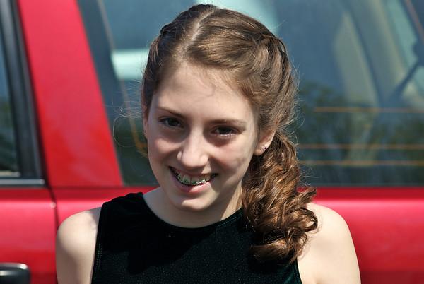 Bea Lambert's Pride Day gymnastics