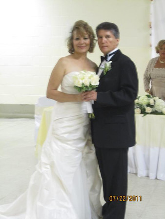 2011- Ariselis Wedding