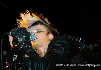 Crashdiet - Hard Rock Hell V